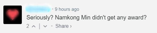 Khán giả bất bình vì nhà đài hùa nhau ngó lơ Nam Goong Min và Ji Sung: Ủa nghiêm túc đi mấy bác? - Ảnh 4.