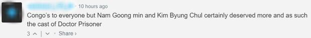 Khán giả bất bình vì nhà đài hùa nhau ngó lơ Nam Goong Min và Ji Sung: Ủa nghiêm túc đi mấy bác? - Ảnh 6.