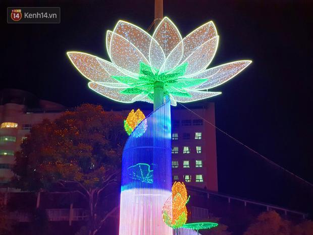 Người dân choáng ngợp trước vẻ đẹp rực rỡ của đường phố Cần Thơ ngày đầu năm 2020 - Ảnh 7.