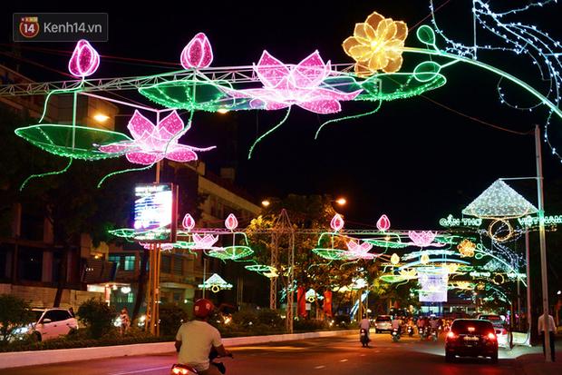 Người dân choáng ngợp trước vẻ đẹp rực rỡ của đường phố Cần Thơ ngày đầu năm 2020 - Ảnh 5.