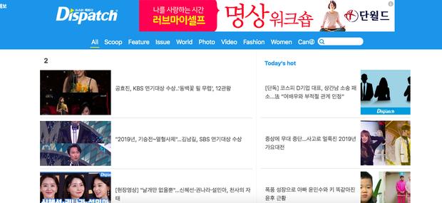 Tình hình đầu năm 2020: Dispatch leo lên top 1 tìm kiếm ở Hàn và thế giới suốt 9 tiếng, Knet đang đoán cặp đôi nào? - Ảnh 5.