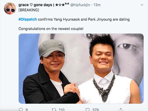 Tình hình đầu năm 2020: Dispatch leo lên top 1 tìm kiếm ở Hàn và thế giới suốt 9 tiếng, Knet đang đoán cặp đôi nào? - Ảnh 10.