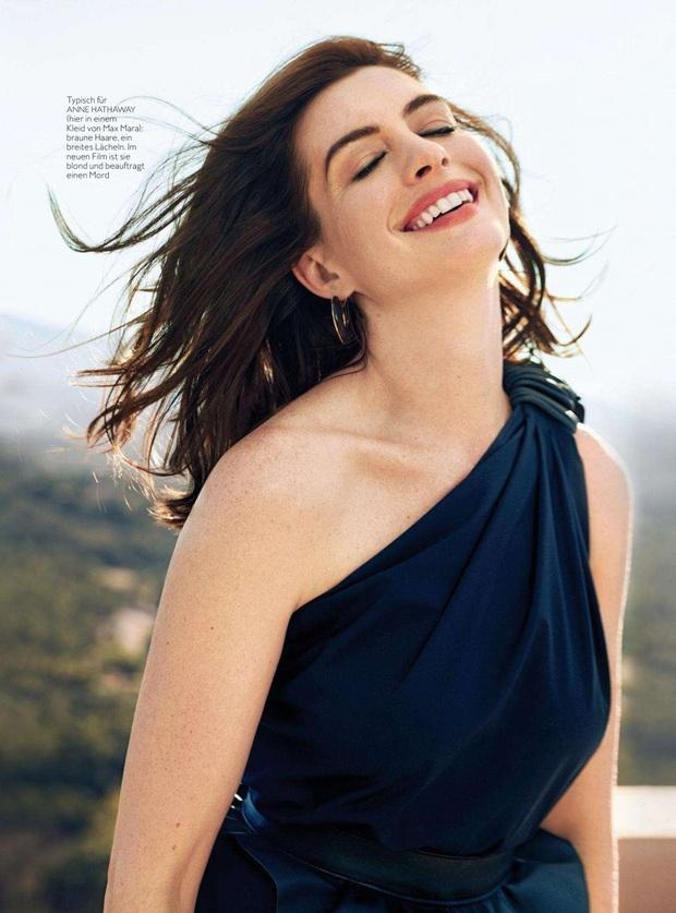 Yêu tinh hack tuổi đỉnh nhất Hollywood: Anne Hathaway 19 và 36 tuổi, nhìn nhan sắc mà chỉ muốn quỳ rạp! - Ảnh 7.
