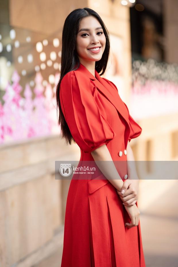 Gặp Trần Tiểu Vy ngày 1/1: Mỹ nhân 2000 đầu tiên lên ngôi Hoa hậu, người đẹp đầy năng lượng đại diện 10x bứt phá thập kỷ mới - Ảnh 8.