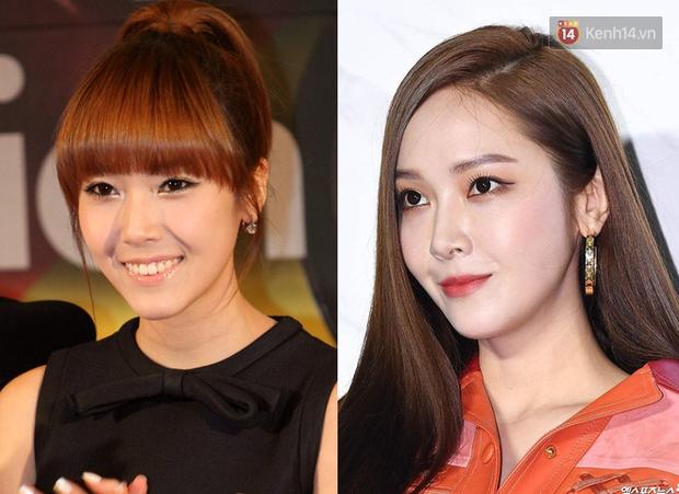"""Style makeup của sao Hàn before-after 10 năm: """"Mợ chảnh"""" Jeon Ji Hyun đẹp bền bỉ, loạt đàn em đều chanh sả hơn - Ảnh 7."""