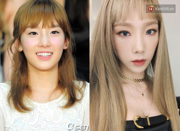 """Style makeup của sao Hàn before-after 10 năm: """"Mợ chảnh"""" Jeon Ji Hyun đẹp bền bỉ, loạt đàn em đều chanh sả hơn - Ảnh 1."""