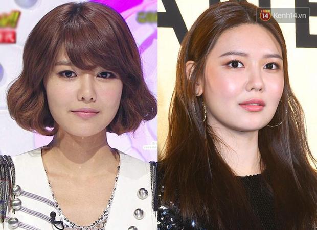 """Style makeup của sao Hàn before-after 10 năm: """"Mợ chảnh"""" Jeon Ji Hyun đẹp bền bỉ, loạt đàn em đều chanh sả hơn - Ảnh 9."""