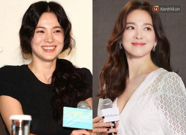 """Style makeup của sao Hàn before-after 10 năm: """"Mợ chảnh"""" Jeon Ji Hyun đẹp bền bỉ, loạt đàn em đều chanh sả hơn - Ảnh 5."""