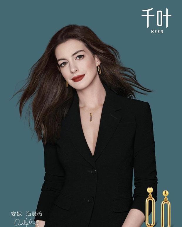 Yêu tinh hack tuổi đỉnh nhất Hollywood: Anne Hathaway 19 và 36 tuổi, nhìn nhan sắc mà chỉ muốn quỳ rạp! - Ảnh 5.