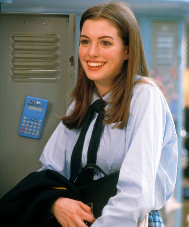 Yêu tinh hack tuổi đỉnh nhất Hollywood: Anne Hathaway 19 và 36 tuổi, nhìn nhan sắc mà chỉ muốn quỳ rạp! - Ảnh 2.