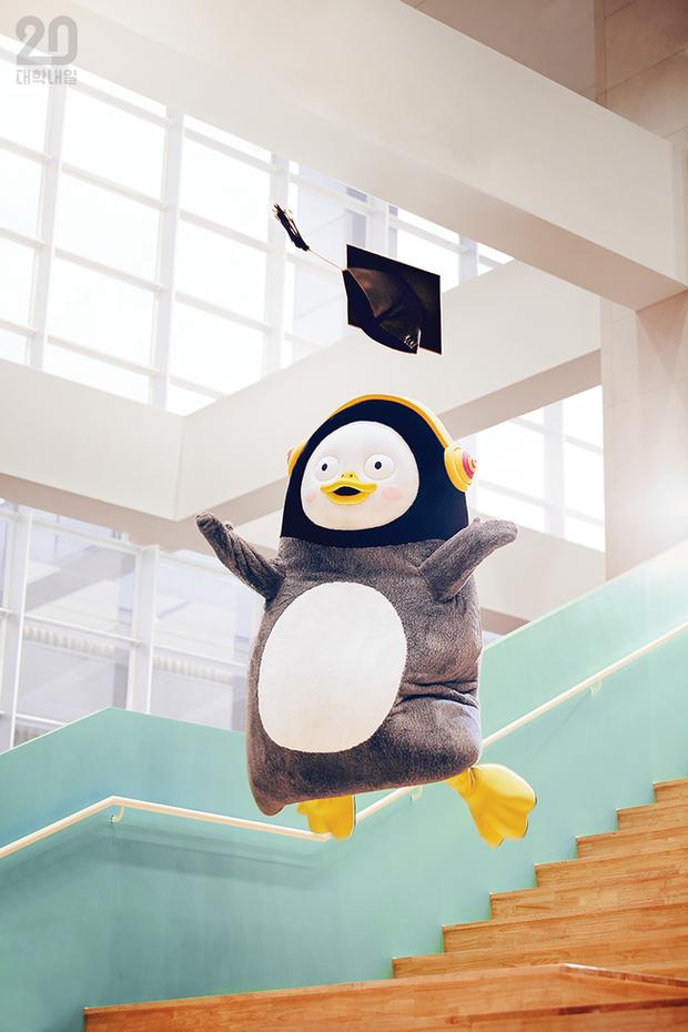 Chim cánh cụt Pengsoo: Thần tượng mới của người Hàn Quốc bởi tính cách không giống ai, dám đi ngược lại chuẩn mực và định kiến của xứ kim chi - Ảnh 6.