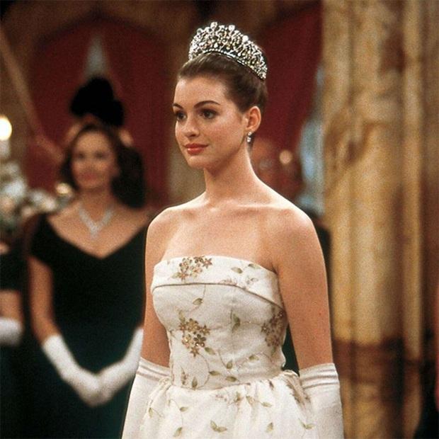 Yêu tinh hack tuổi đỉnh nhất Hollywood: Anne Hathaway 19 và 36 tuổi, nhìn nhan sắc mà chỉ muốn quỳ rạp! - Ảnh 3.