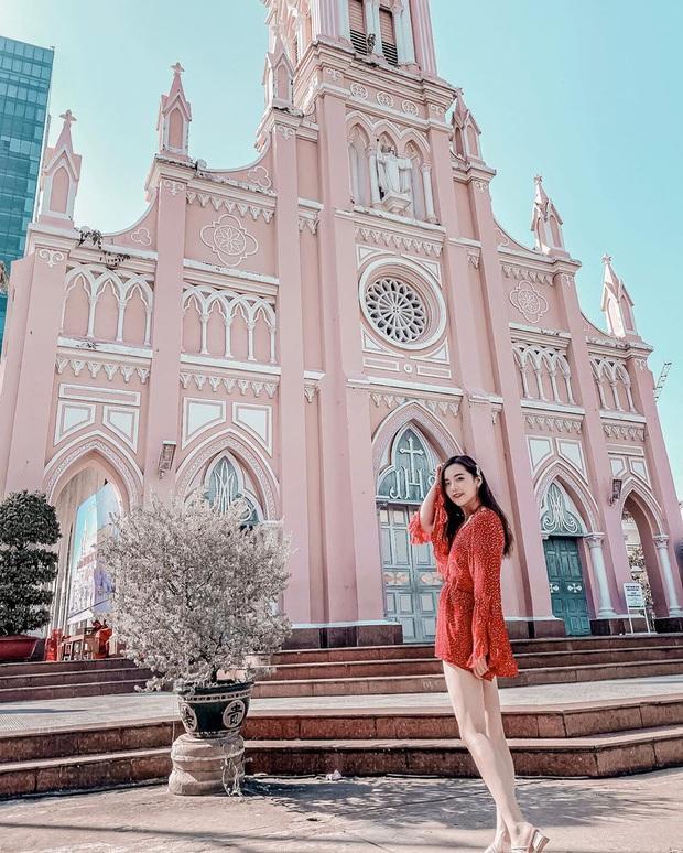 Góc trùng hợp: Hoá ra cả Đà Lạt và Đà Nẵng đều có 2 nhà thờ y chang nhau, lại cùng nằm trên một con đường trùng tên nữa chứ! - Ảnh 11.