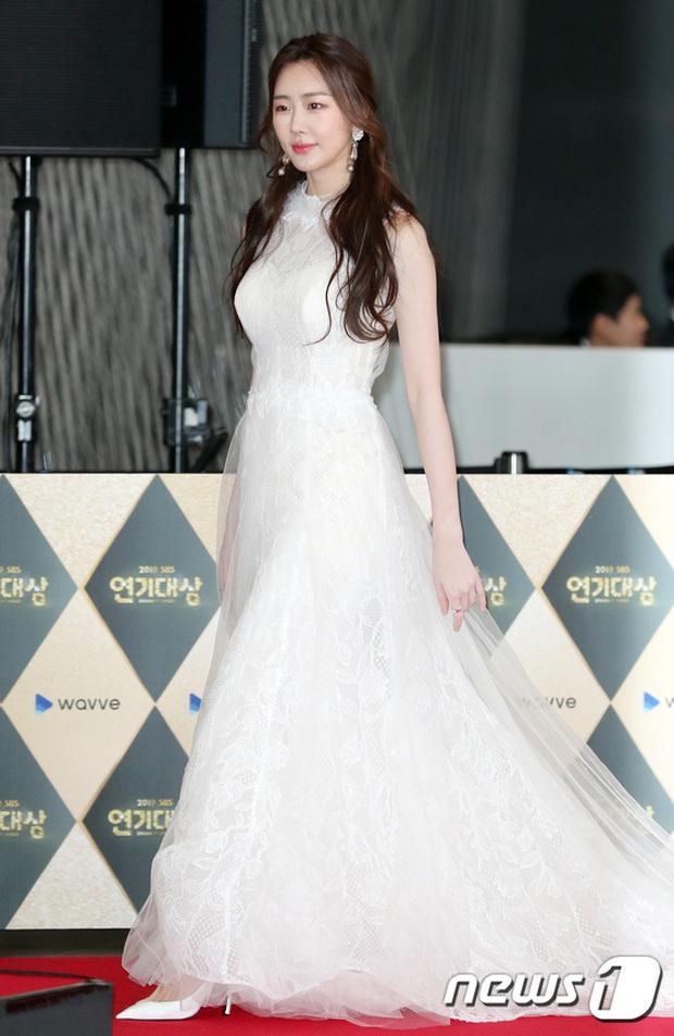 Siêu thảm đỏ SBS Drama Awards 2019: Jang Nara đẹp nức nở, Suzy lấn át cả Hoa hậu Hàn hở bạo và dàn minh tinh quyền lực - Ảnh 15.