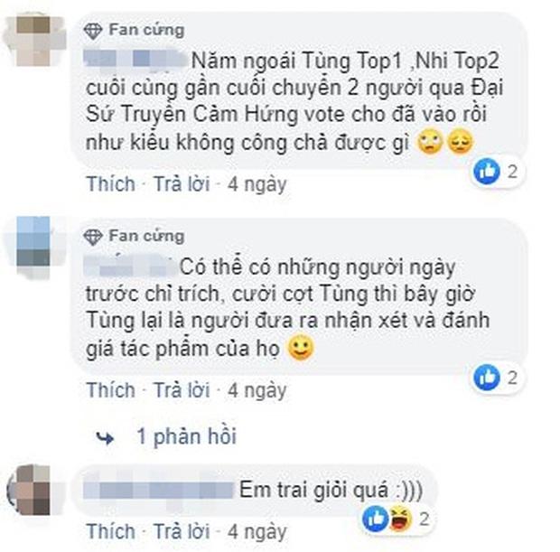 Sơn Tùng M-TP chính thức là thành viên Hội đồng thẩm định WeChoice 2019, netizen phản ứng: Giờ đã hiểu có idol ưu tú là như thế nào - Ảnh 5.