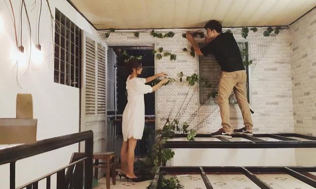 Trước khi kết hôn, cặp đôi Người ấy là ai còn cùng nhau mở một homestay ngay trung tâm Sài Gòn - Ảnh 2.