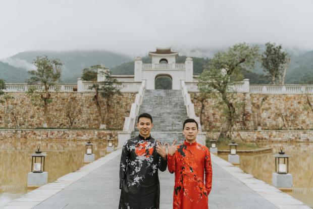 Mai Phương Thúy, Hương Giang cùng đọ vòng một khủng trong tiệc kỷ niệm 5 năm đám cưới của NTK Adrian Anh Tuấn - Ảnh 4.
