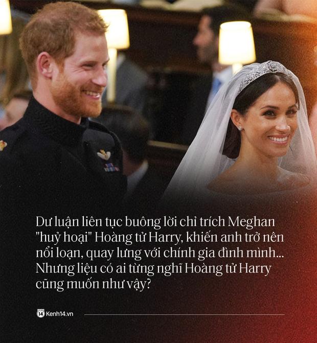 Hoàng tử Harry và Meghan Markle: Chuyện nàng Lọ Lem bước chân vào Hoàng tộc tạo nên bao sóng gió rồi dắt tay Hoàng tử rời bỏ lâu đài - Ảnh 2.