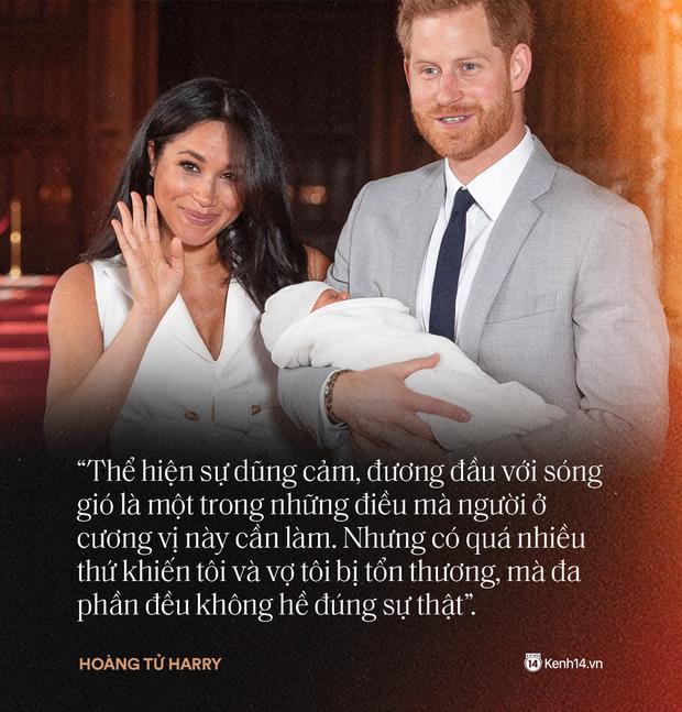 Hoàng tử Harry và Meghan Markle: Chuyện nàng Lọ Lem bước chân vào Hoàng tộc tạo nên bao sóng gió rồi dắt tay Hoàng tử rời bỏ lâu đài - Ảnh 4.