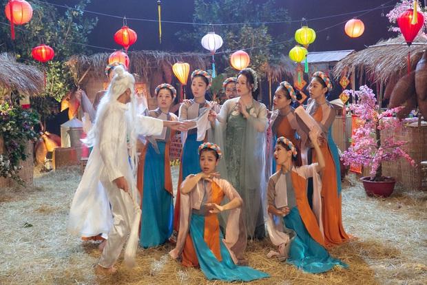 Thị Bình Nhật Kim Anh của Tiếng Sét Trong Mưa mang tích 12 Bà Mụ và truyền thuyết Thạch Sùng vào MV mới, khoe vẻ đẹp mặn mà không tuổi - Ảnh 5.