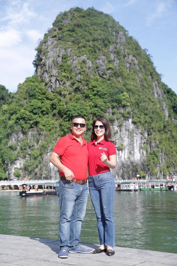 Bạn gái mới kém 17 tuổi sau cuộc hôn nhân 30 năm của Chí Trung: Là á hậu doanh nhân, sắc vóc không phải dạng vừa! - Ảnh 9.
