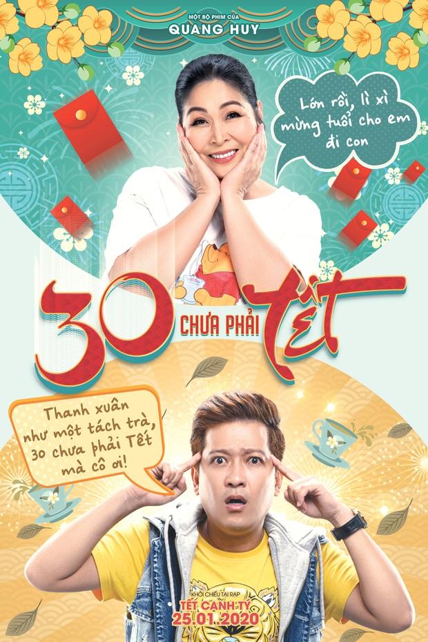 Phim Tết của Trường Giang tung bí kíp đáp trả cực gắt 1001 câu hỏi hóc búa mùa Tết từ cô dì chú bác - Ảnh 5.