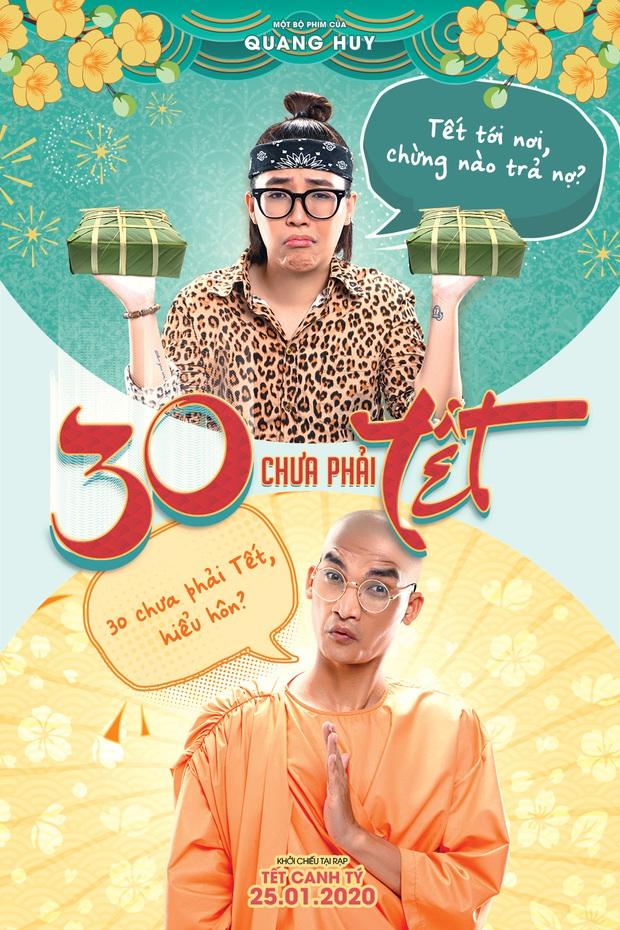 Phim Tết của Trường Giang tung bí kíp đáp trả cực gắt 1001 câu hỏi hóc búa mùa Tết từ cô dì chú bác - Ảnh 4.