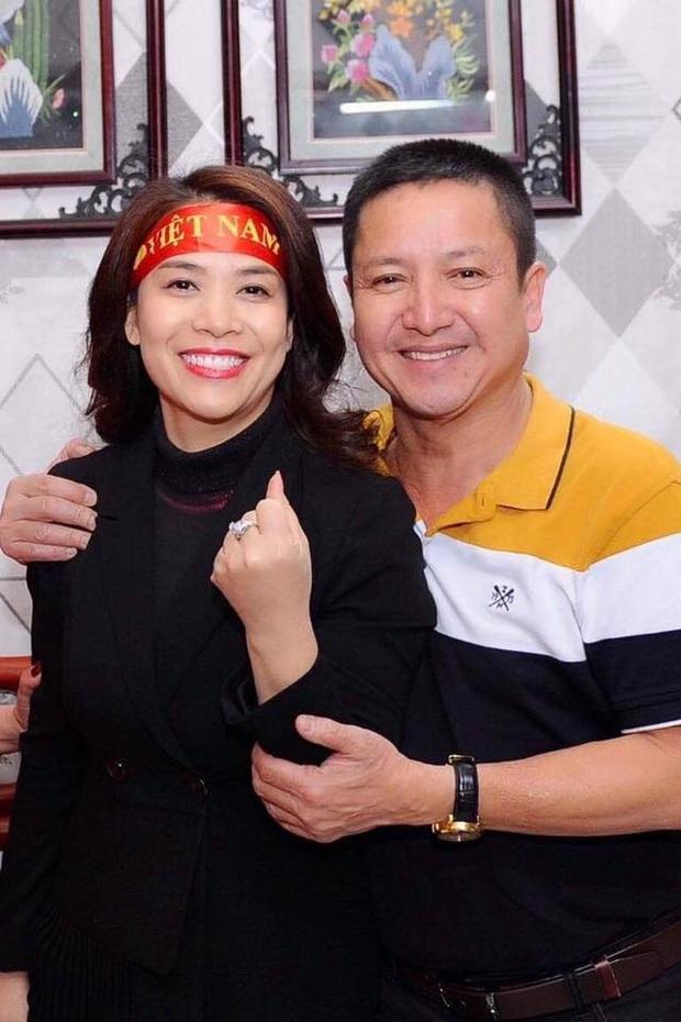 Bạn gái mới kém 17 tuổi sau cuộc hôn nhân 30 năm của Chí Trung: Là á hậu doanh nhân, sắc vóc không phải dạng vừa! - Ảnh 1.