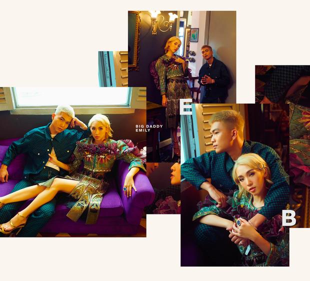 BigDaddy - Emily: Từ cặp vợ chồng hạnh phúc đến bộ đôi âm nhạc không thể tách rời của Vpop - Ảnh 4.