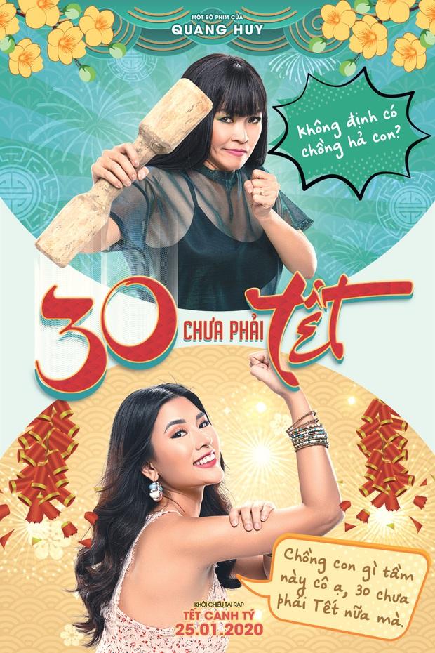 Phim Tết của Trường Giang tung bí kíp đáp trả cực gắt 1001 câu hỏi hóc búa mùa Tết từ cô dì chú bác - Ảnh 3.