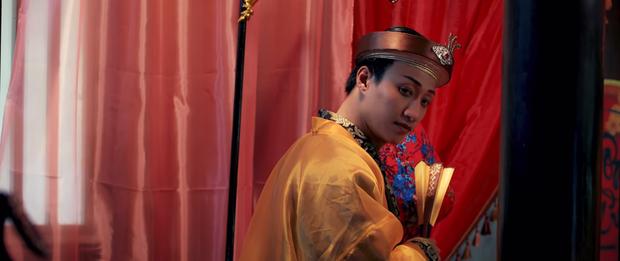 BB Trần lộ đam mê làm gái ngành, Adam Lâm hẹn hò với nam thần cổ trang trong Tô An Ký tập 1? - Ảnh 11.
