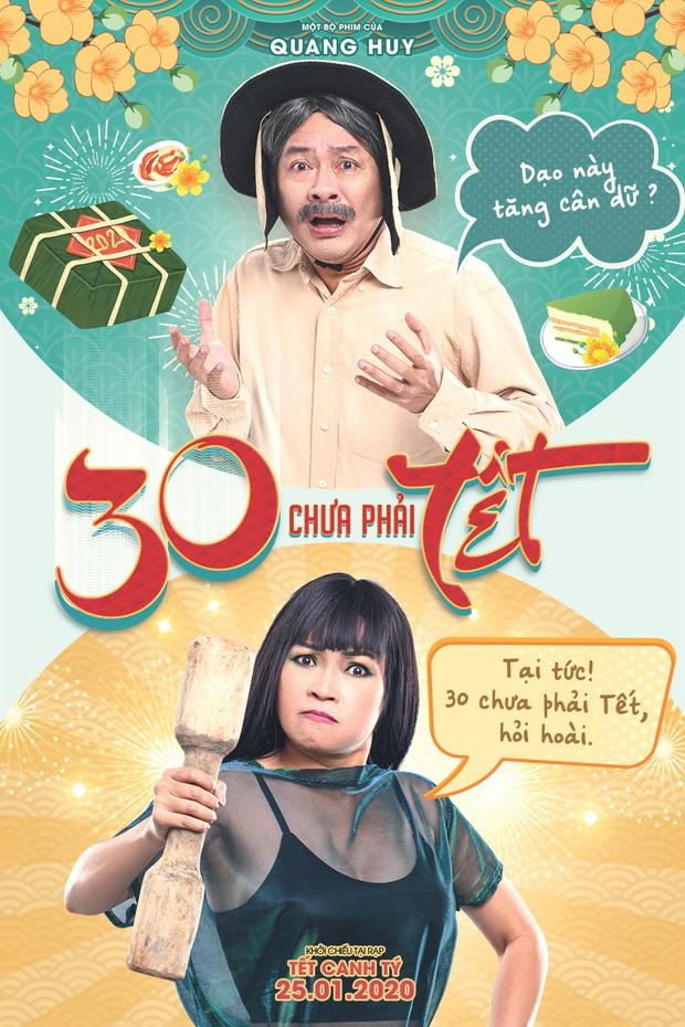 Phim Tết của Trường Giang tung bí kíp đáp trả cực gắt 1001 câu hỏi hóc búa mùa Tết từ cô dì chú bác - Ảnh 2.