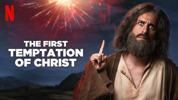 Brazil yêu cầu Netflix gỡ bỏ phim hài xây dựng Chúa Jesus là người đồng tính - Ảnh 1.
