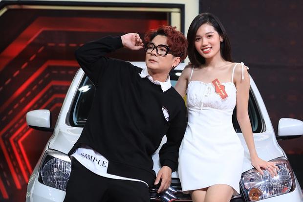 Học trò xinh đẹp của Minh Hằng khiến Trường Giang, Vũ Hà không thể rời mắt - Ảnh 1.