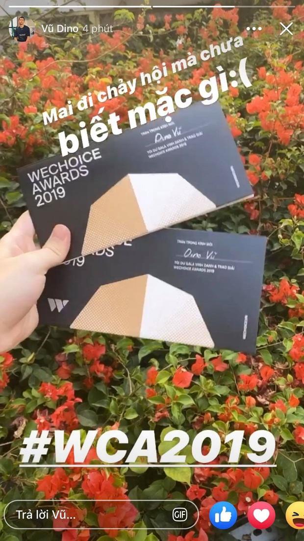 Hot nhất nhì MXH bây giờ chính là thiệp mời Gala WeChoice Awards 2019, dàn khách mời nổi tiếng đua nhau khoe! - Ảnh 7.