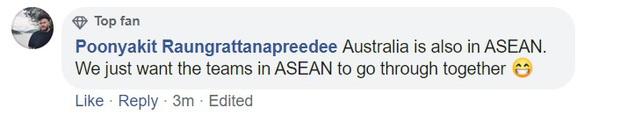 Đội nhà để đối phương lội ngược dòng, fan Thái Lan gáy giòn: Đá thế là hay rồi, Việt Nam gặp Australia sẽ thua 10 bàn! - Ảnh 2.