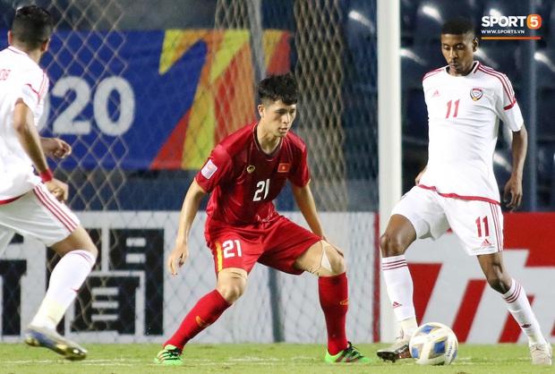 Tại sao HLV Park Hang-seo vội vàng tung Đình Trọng vào sân sớm trong cuộc đấu với U23 Jordan? - Ảnh 1.