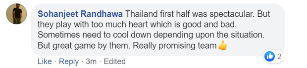 Đội nhà để đối phương lội ngược dòng, fan Thái Lan gáy giòn: Đá thế là hay rồi, Việt Nam gặp Australia sẽ thua 10 bàn! - Ảnh 3.
