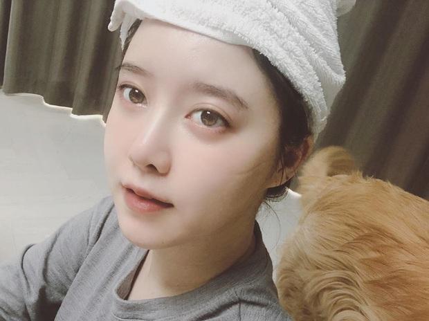 Goo Hye Sun gây xôn xao khi  đăng tải ảnh selfie với dòng chú thích kì lạ: Tôi vừa đấu dao với người ngoài hành tinh - Ảnh 3.