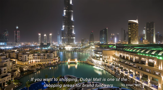Vũ Khắc Tiệp tuyên bố cầu hôn Ngọc Trinh bằng chiếc nhẫn vàng nặng 5,17 kg ở Dubai nhưng phải kèm theo điều kiện là... đeo vừa - Ảnh 9.