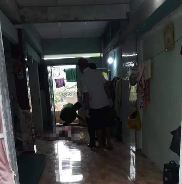 Truy bắt nghi can sát hại người tình trong phòng trọ ở Sài Gòn - Ảnh 1.