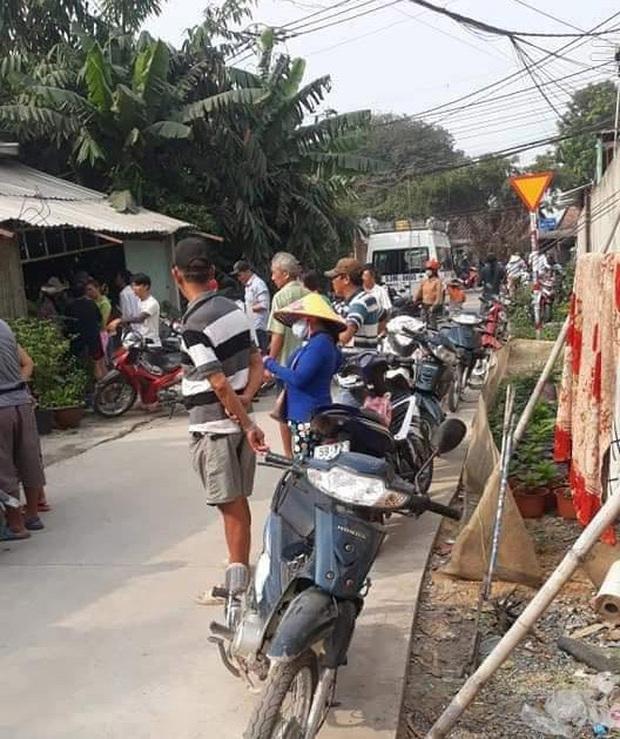Cô gái tử vong với vết cắt ở cổ nghi bị nhân tình sát hại ở Sài Gòn - Ảnh 2.