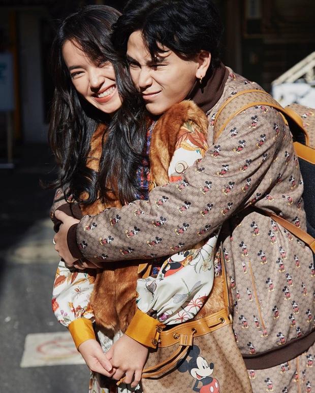 Châu Bùi chính thức thông báo chia tay Decao bằng 1 tấm ảnh ôm nhau thắm thiết, fan mừng hụt tưởng couple quay lại - Ảnh 1.