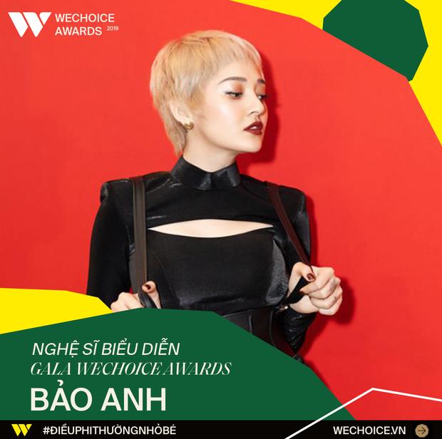 Bảo Anh xác nhận trình diễn tại WeChoice Awards 2019, sẽ kết hợp với Linh Chi Đen tạo nên 1 sân khấu khó-có-lần-2 của Vpop? - Ảnh 3.
