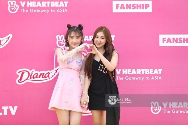 Thảm đỏ Year End Party Hàn-Việt: K-ICM chính thức lộ diện không có Jack, Monsta X và Hương Giang chặt chém giữa dàn sao - Ảnh 19.