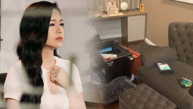 Ca sĩ Nhật Kim Anh nhận lại 60 cây vàng từ công an sau vụ trộm viếng thăm biệt thự - Ảnh 1.