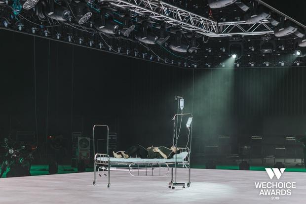 Hé lộ các màn trình diễn tại WeChoice trước giờ G: Diễn viên múa bật khóc nức nở, dàn rapper cực sung với sân khấu visual căng đét - Ảnh 9.