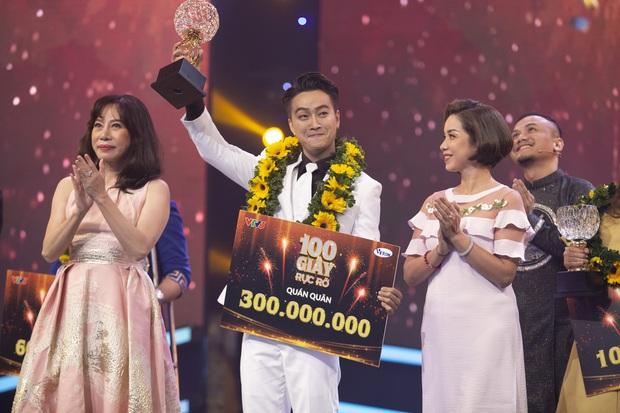 Titi (HKT) ẵm 300 triệu đồng khi chiến thắng 100 giây rực rỡ với cách biệt chỉ 0,5 điểm! - Ảnh 1.