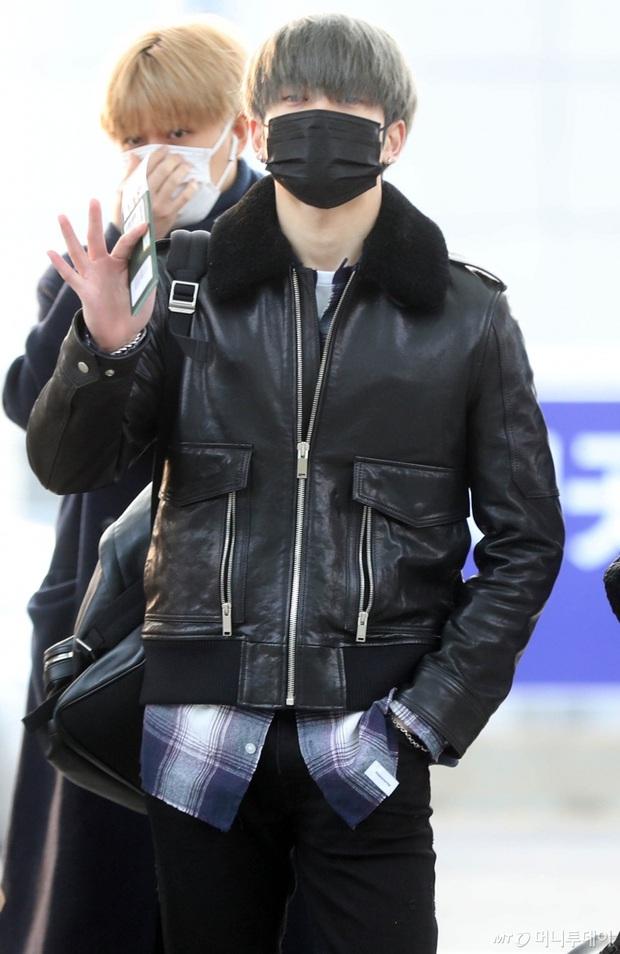 Tranh cãi dàn sao Hàn đổ bộ sân bay sáng nay: NCT 127 sang Việt Nam, Yoochun tù treo vẫn sang Thái dự fanmeeting - Ảnh 2.