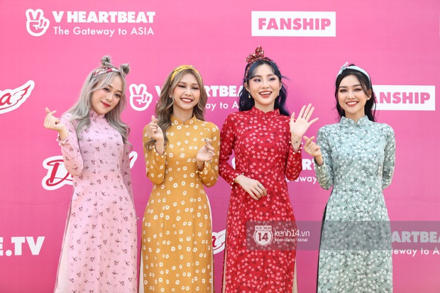 Thảm đỏ Year End Party Hàn-Việt: K-ICM chính thức lộ diện không có Jack, Monsta X và Hương Giang chặt chém giữa dàn sao - Ảnh 20.